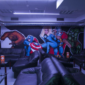 F-Lounge (F_Marvel)