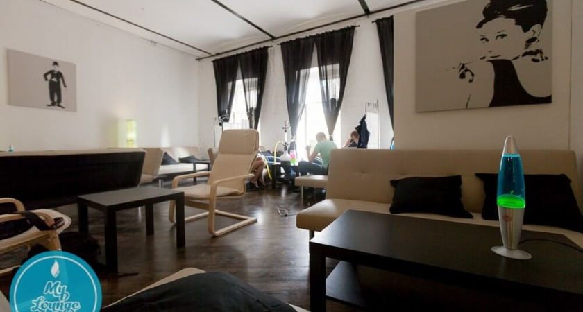 Кальянная My Lounge Room в Москве