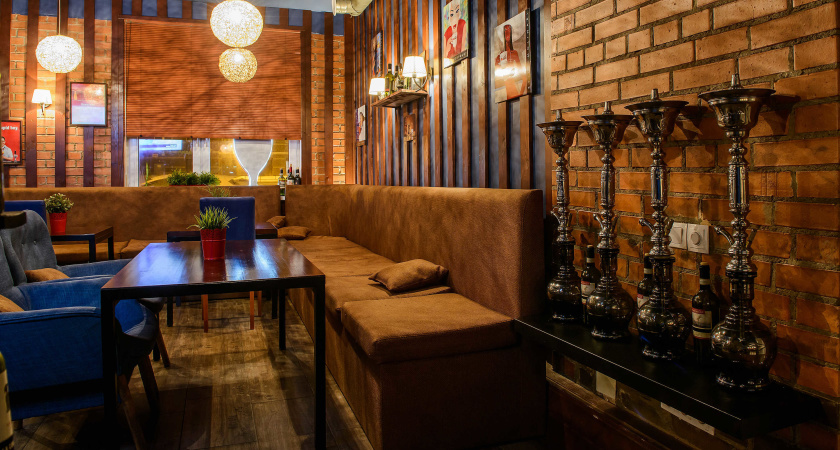 Кальянная Wishwood Bar в Санкт-Петербурге