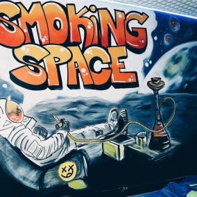 Smoking space